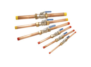 Medical Gas Lockable Line Valves