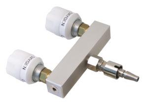 Twin Adaptor + BS Probe 100mm Straight Bar