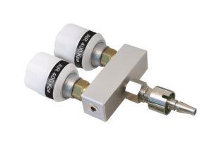 Twin Schrader Adaptors