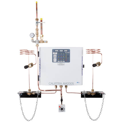 Medical Gas Manifolds