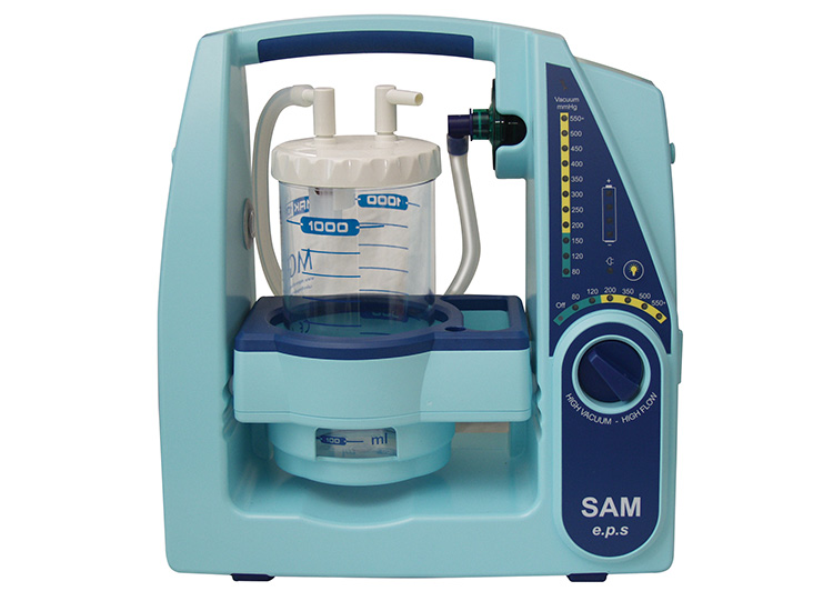 Emergency Electric Suction