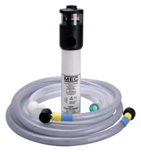 Anaesthetic Gas Scavenging System (AGSS)