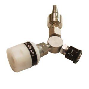 Single Adaptor - Mini Schrader + BS Probe