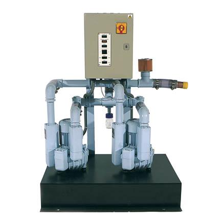 Duplex Plant 3 Phase 415V 50Hz