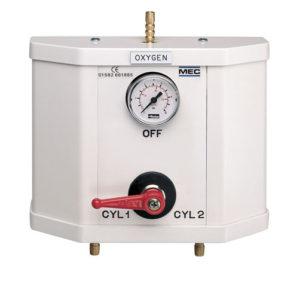 Medical Gas Change Over Valves