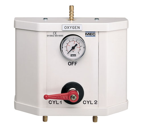 Medical Gas Change Over Valves
